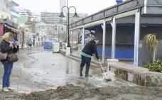 El PP fuerza al Gobierno a elaborar un proyecto para estabilizar La Carihuela en Torremolinos