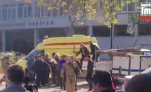 Sangriento atentado terrorista en Crimea