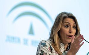 Susana Díaz: «En mi Gobierno cabe todo el mundo que quiera construir»