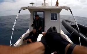 «¡No me mires! ¡Las manos en la nuca!». Así desarticula la Guardia Civil una peligrosa banda de narcos en Cádiz