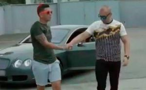 'Isco', el narco más buscado; el reguetonero Clase-A, y el videoclip que grabaron en Málaga