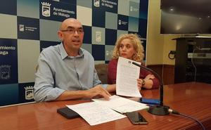 IU-Málaga para la Gente propone un plan municipal de empleo para parados de larga duración