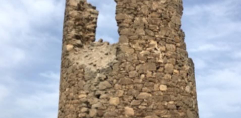 Teba pide una intervención urgente en La Torrecilla tras su derrumbe parcial