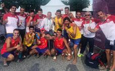 Bandera y Venegas, oro en los Juegos Olímpicos de la Juventud