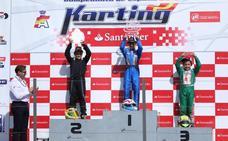 Alberto Hurtado se proclama subcampeón de España