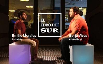 Borja Vivas: «El mejor día de tu vida haces una marca y al siguiente la quieres mejorar»