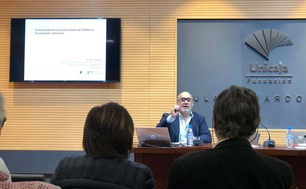 Así fue el encuentro 'Ciencia y Salud. Una mirada desde el SUR' con Juan Cruz Cigudosa