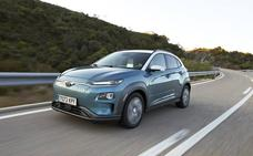 Hyundai Kona, también con motor eléctrico