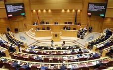 PP, PSOE y Podemos votan en el Senado por que se siga con la recuperación de fondos judiciales