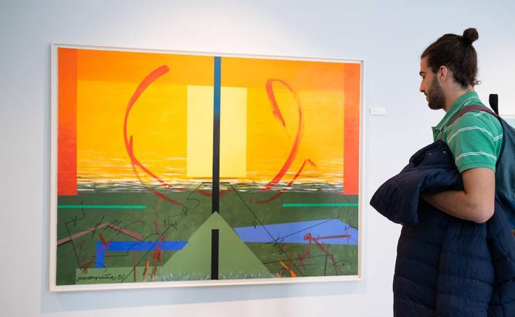 Así es la exposición de Pepe España en el Museum Jorge Rando