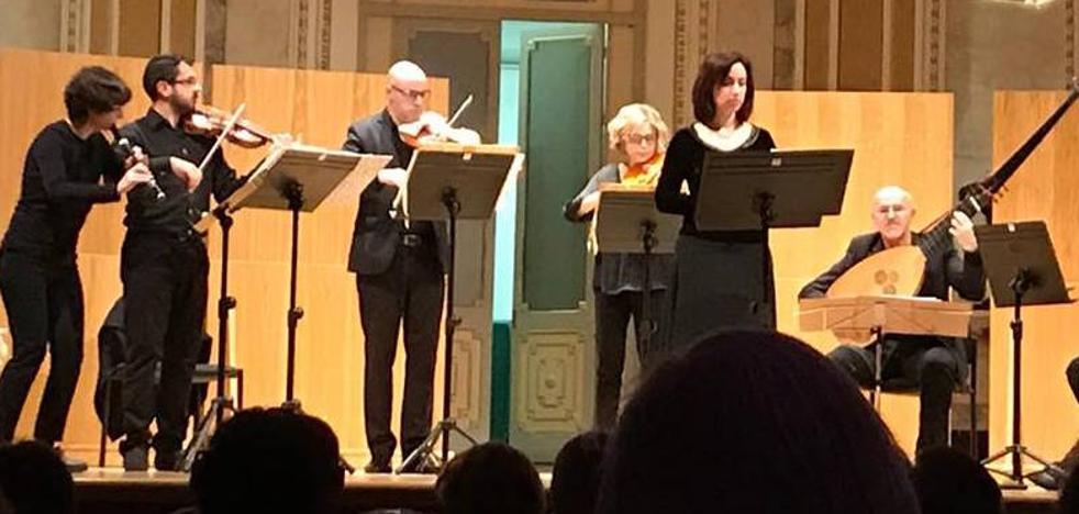 Una tarde de ópera al estilo de la burguesía inglesa del XVIII
