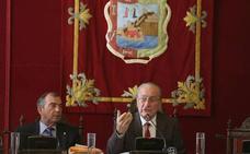 La Secretaría del Ayuntamiento de Málaga afirma que muchos acuerdos del pleno son sólo una voluntad política