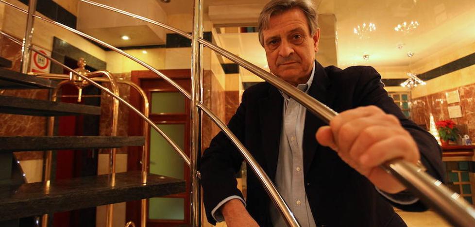 Moreno Peralta: «El Guadalmedina es la cicatriz de Málaga y nos hemos habituado a verlo normal»