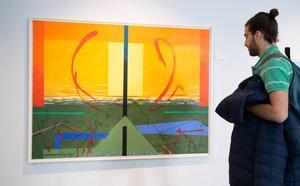 El Museum Jorge Rando devuelve la luz a Pepe España en su casa