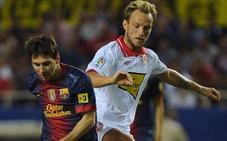 Quince jugadores que viajaron entre el Camp Nou y el Pizjuán