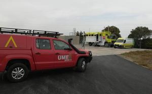 El Ejército se moviliza tras las graves inundaciones en Málaga