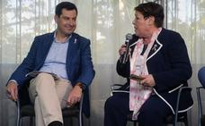 Moreno intenta zanjar la polémica de Tejerina y reta a Díaz a un debate sobre educación
