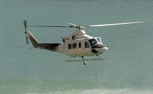 Los vuelos en helicóptero entre Málaga, Ceuta y Algeciras desaparecerán en diciembre si Aena no rebaja las tasas