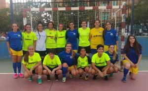 Un derbi malagueño en Segunda de fútbol-sala femenino
