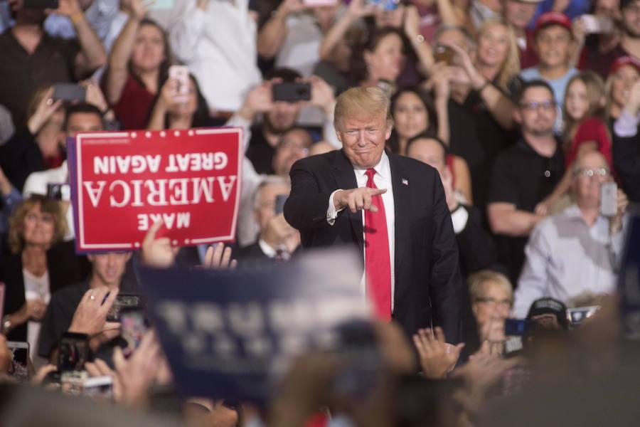 Imputan a la primera persona por interferencia rusa en las elecciones de EE UU de 2018