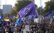 Las estrellas de la UE inundan Londres
