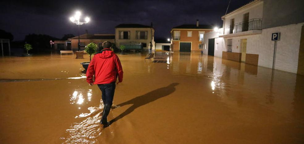 Las lluvias remiten en Málaga aunque pueden volver el próximo fin de semana