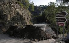 El Caminito del Rey permanecerá cerrado una semana por daños en los accesos