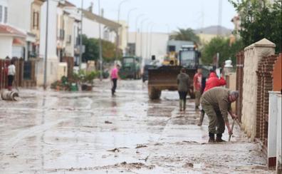 Los municipios afectados por el temporal recuperan poco a poco la normalidad