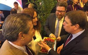 Andalucía vuelve a batir récords en Fruit Attraction con 238 entidades, un 20% más que en 2017