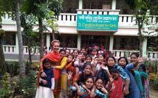 Almuerzo solidario para el mantenimiento de un colegio en Bangladesh