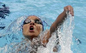 La nadadora olímpica Duane da Rocha, fichaje estrella del Bidasoa XXI de Irún