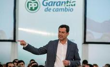 Juanma Moreno anuncia que paralizará el metro en superficie si es presidente de la Junta