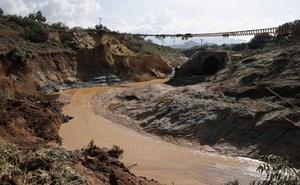 La tromba de agua daña 4.500 casas, comercios u oficinas y más de 1.000 vehículos en la provincia de Málaga