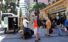 Hoteles de la Costa pierden en septiembre negocio y Andalucía bate récord en verano
