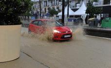 El pleno municipal admite la necesidad de obras ante el riesgo de inundación en Málaga