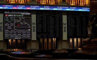 El Ibex-35 rebota acompañado de Europa y Wall Street