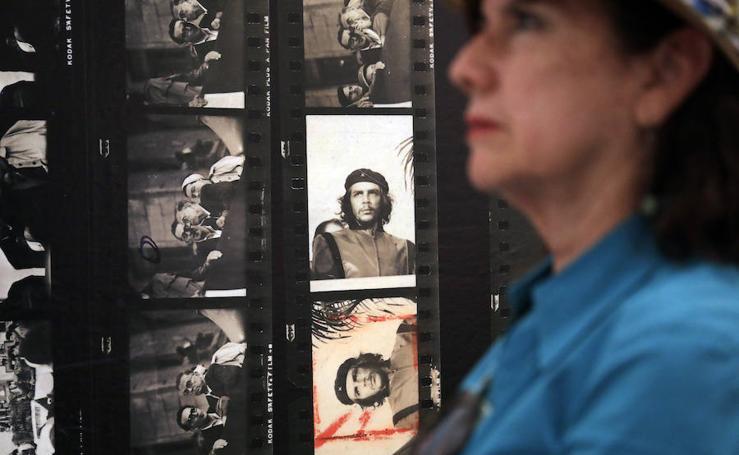 Korda, el artista oculto tras la foto del Che, en La Térmica