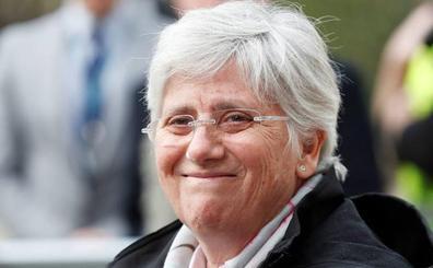 Clara Ponsatí critica a los presos secesionistas: «Se entregaron»