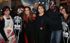 La mayoría de planes de Halloween se posponen por la lluvia en Málaga