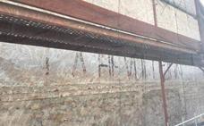 La pintada revolucionaria escondida en la ermita de Nerja