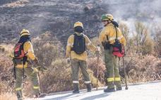 Baja el número de incendios y superficie forestal quemada en la provincia