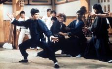 Venden en un portal malagueño un kimono de Bruce Lee por 25.000 euros