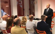 Ciudadanos asegura que los andaluces son «rehenes» del enfrentamiento del bipartidismo