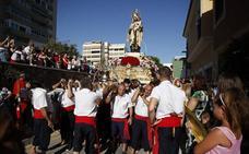 Cuatro procesiones recorrerán las calles de Málaga este fin de semana