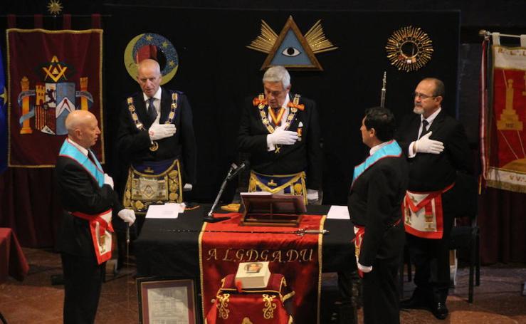 Así fue el I Congreso de Masonería de Ronda
