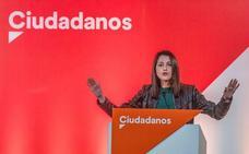 Arrimadas: «Andalucía no es del PSOE como Cataluña no es de los nacionalistas»