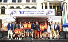 Éxito del Campeonato de Ciclismo para Médicos