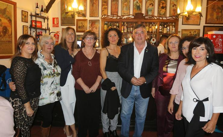 La vida social en Málaga en la última semana (del 29 de octubre al 3 de noviembre)