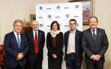 Una delegación de Canadá visita la UMA