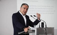 Bendodo tilda de «veleta» a Ciudadanos y dice que votarle equivale a apoyar al PSOE
